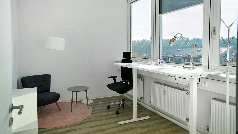 Premium Einzelbüro Wiesbaden
