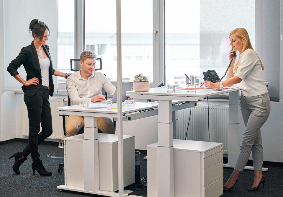 Tipps für die Arbeitsplatzgestaltung: Ergonomie am Arbeitsplatz