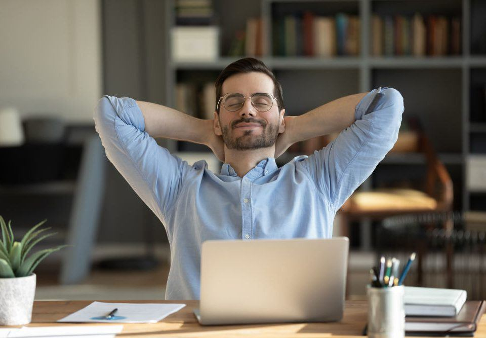 Burnout Prävention: 5 Tipps fürs Home Office