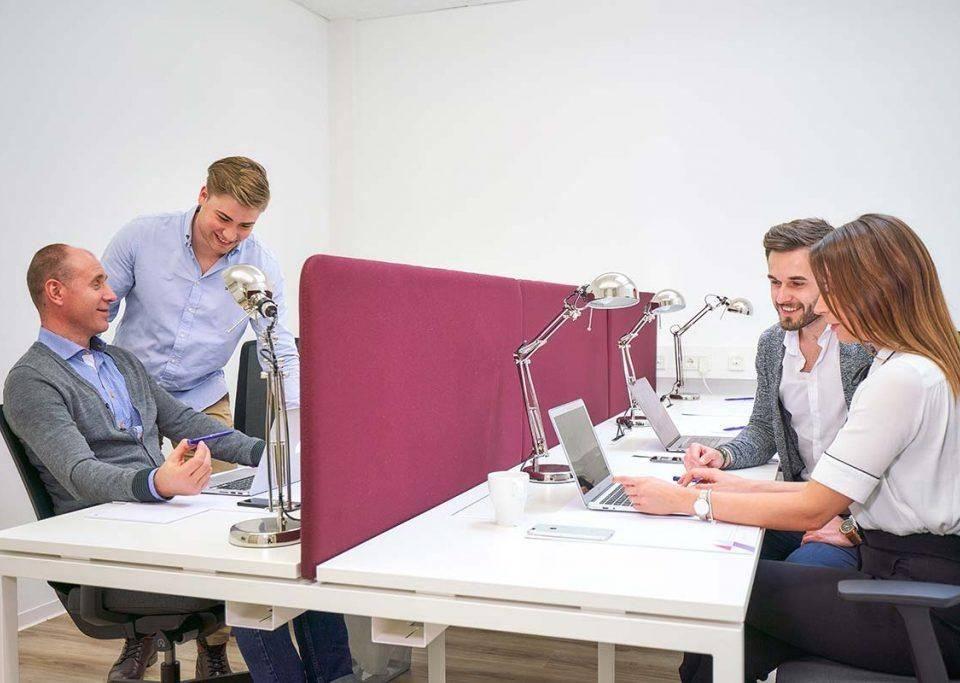 Coworking Space Moderne Buerokultur Erobert Deutschland