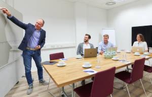 Im Bereich Coaching und Wissensvermittlung gibt es viele profitable Ideen zur Selbstständigkeit