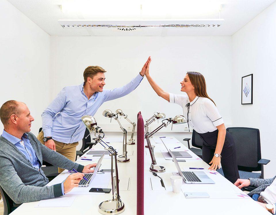 Mitarbeiter motivieren: Holen Sie das Beste aus Ihrem Team.