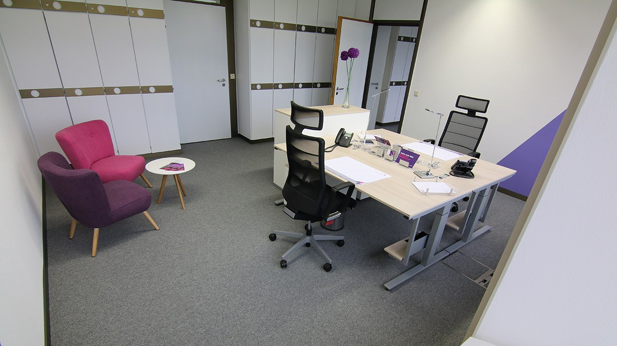 Premium Büro in First Choice Business Center
