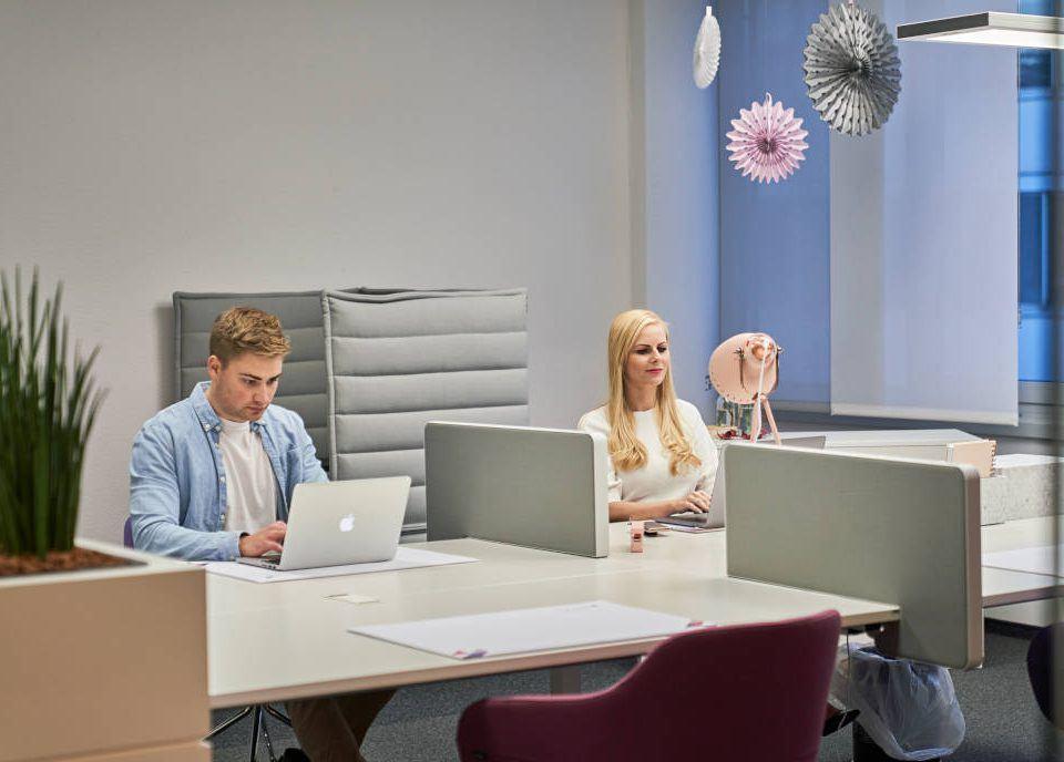 Ihr Startup im Coworking Space