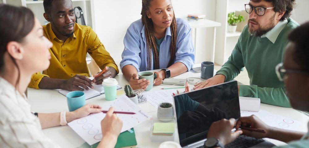 Working Out Loud: Die WOL Circles sind ein Schutzraum für lebendigen Austausch
