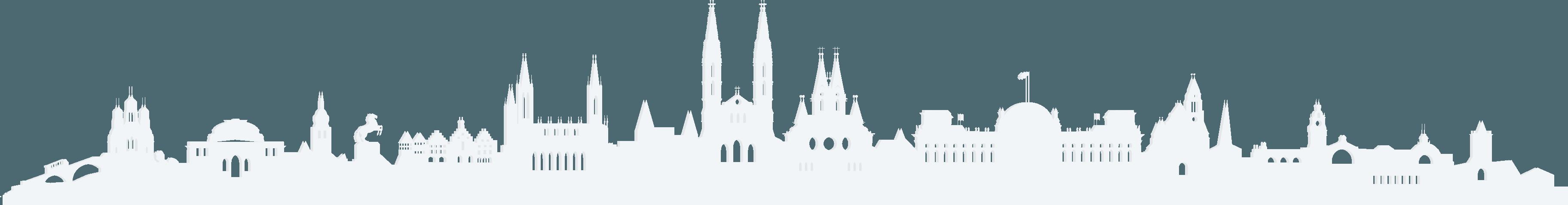 Skyline von Wiesbaden