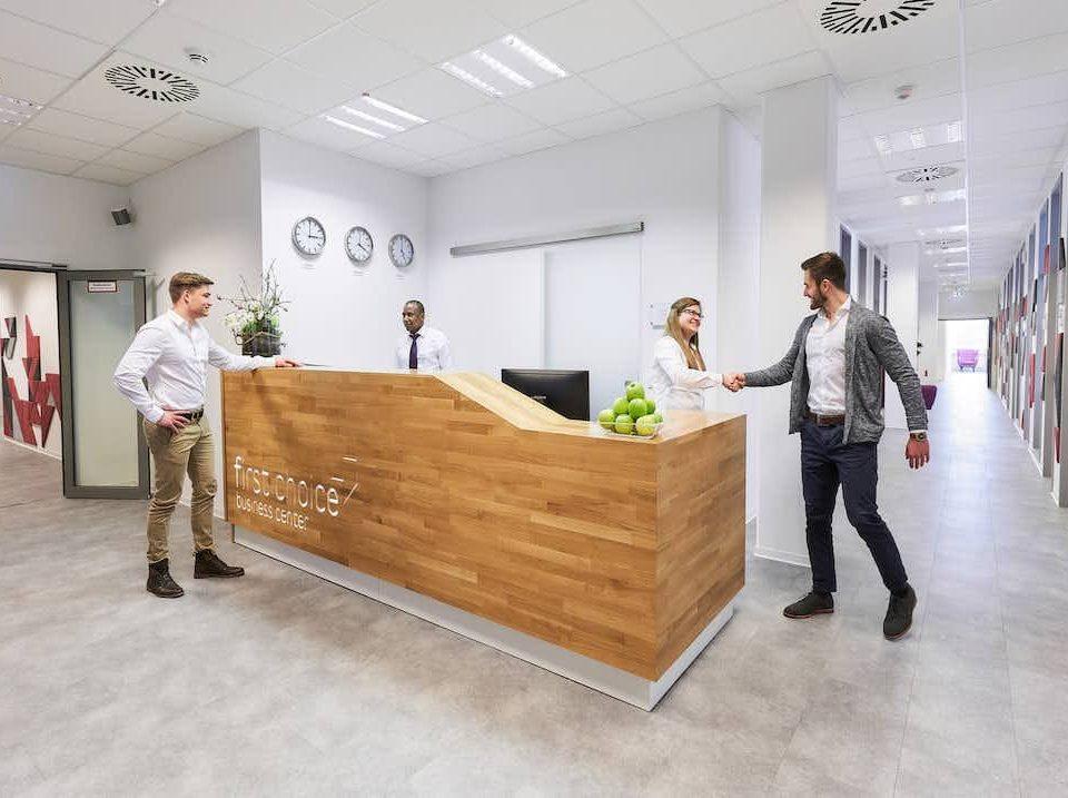 Rundum-Büroservices
